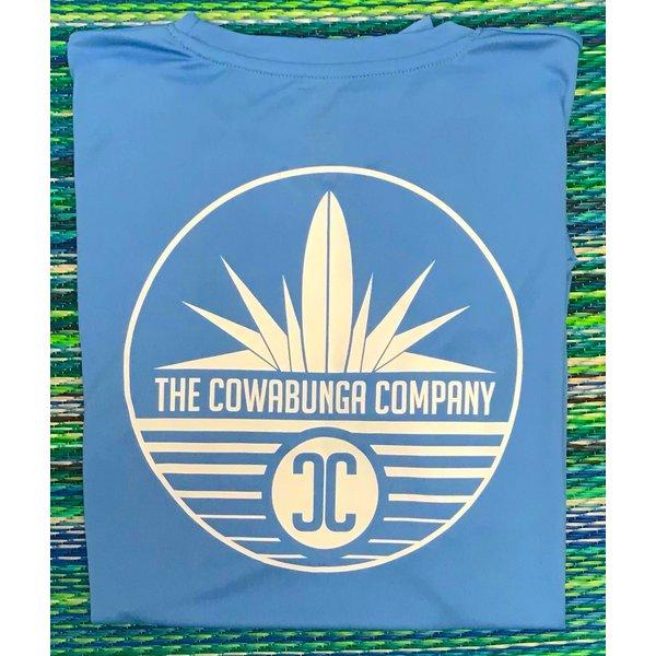 COWABUNGA CO PERFORMANCE TEE,