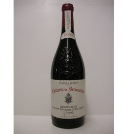 Ch Beaucastel ChNDP 2000