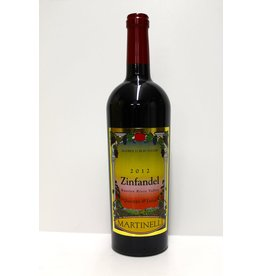 "Martinelli Zinfandel ""Giuseppe and Luisa"""