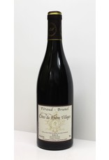 Feraud Brunel Cotes du Rhone Villages 2012