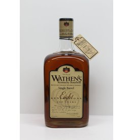Wathen's Single Barrel Kentucky Bourbon