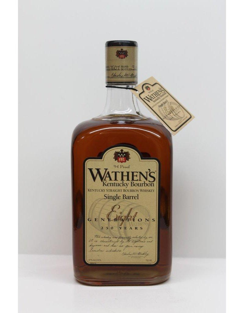 Wathen's Single Barrel Kentucky Bourbon