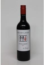 Heartland Stickleback Red Blend