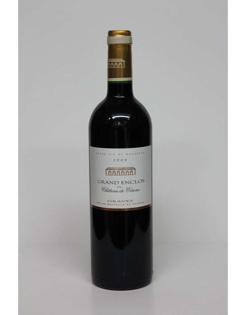 Grand Enclos du Chateau Cerons Graves 2012