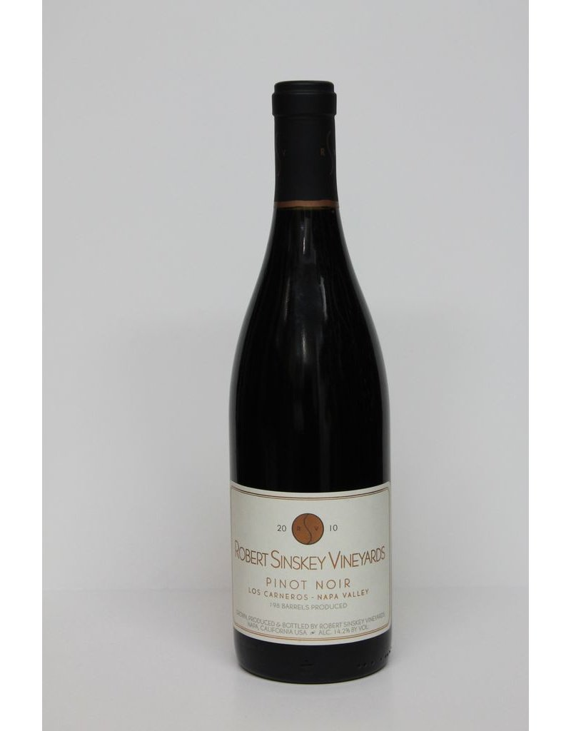 Robert Sinskey Vineyards Pinot Noir