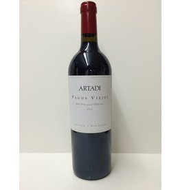 Artadi Rioja Pagos Viejos 2011