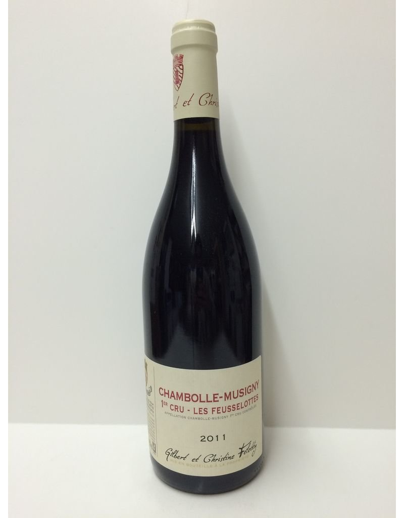 Feletiig Chambolle Musigny 1er Cru Les Feusselottes 2011