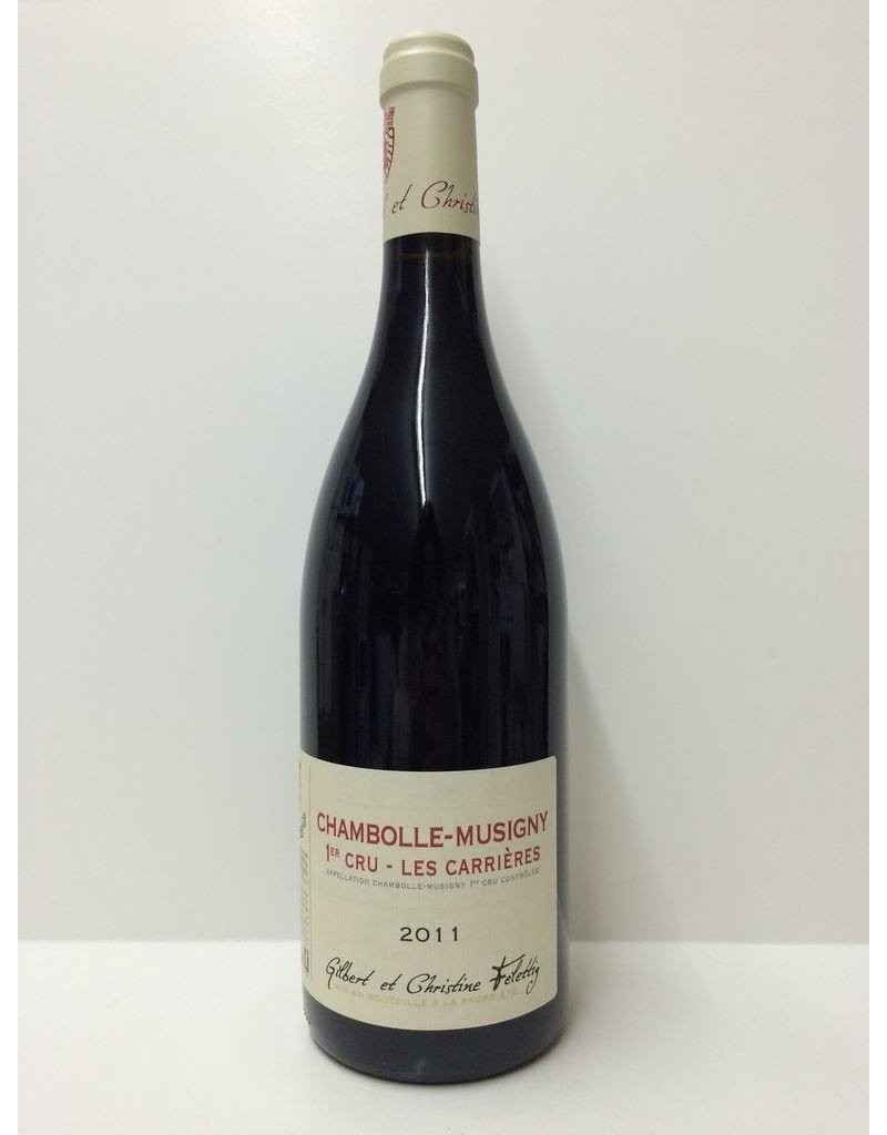 Feletiig Chambolle Musigny 1er Cru Les Carrieres 2011