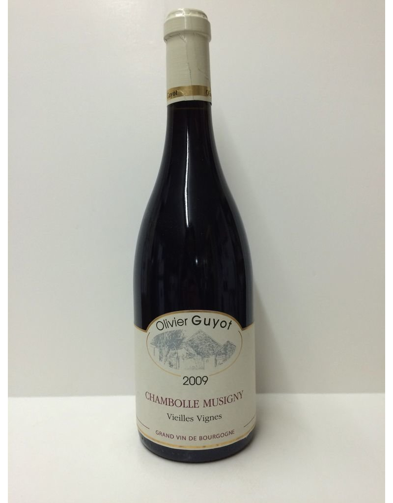 Olivier Guyot Chambolle Musigny Vielles Vignes 2009