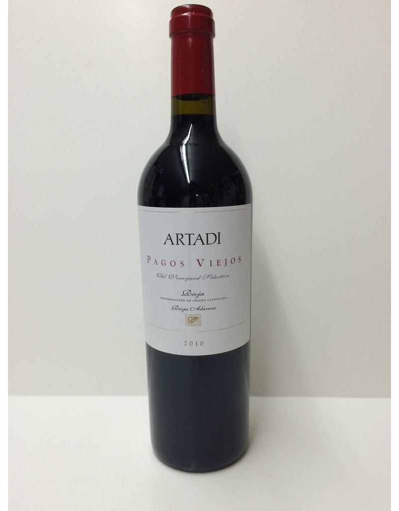 Artadi Rioja Pagos Viejos 2010