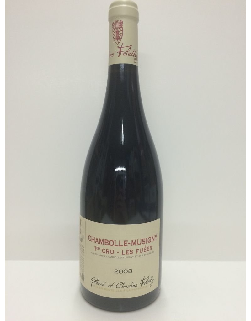 Feletiig Chambolle Musigny 1er Cru Les Fuees 2008