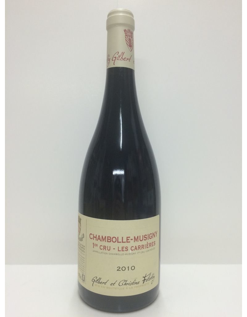 Dom FeletiigChambolle Musigny 1er Cru Les Carrieres 2010