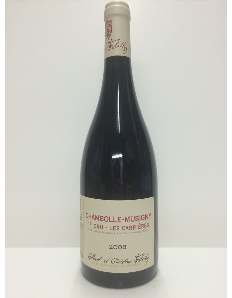 Feletiig Chambolle Musigny 1er Cru Les Carrieres 2008