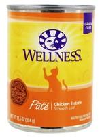 Wellpet LLC Wellness Chicken Formula Fel 12.5oz