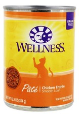 Wellpet LLC Wellness Chicken Formula Fel 12.5oz