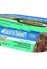 Natural Balance Pet Foods, Inc. Natural Balance Delectable Delights Life's a Beach Pate Fel 2.5oz