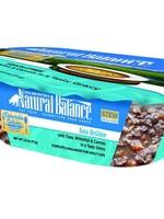 Natural Balance Pet Foods, Inc. Natural Balance Delectable Delights Sea Brûlée Stew Fel 2.5oz