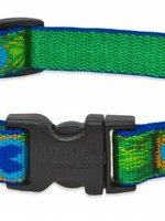 LupinePet 3/4in Tail Feathers 15-25 Adj Collar