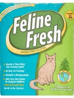 PLANET WISE PRODUCTS Feline Fresh Natural Pellet Litter Fel 40#