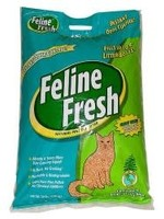 PLANET WISE PRODUCTS Feline Fresh Natural Pine Pellet Litter Fel 20#