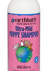 EARTHBATH/EARTHWHILE ENDEAVORS Earthbath Ultra Mild Puppy Shampoo Wild Cherry 16 fl oz