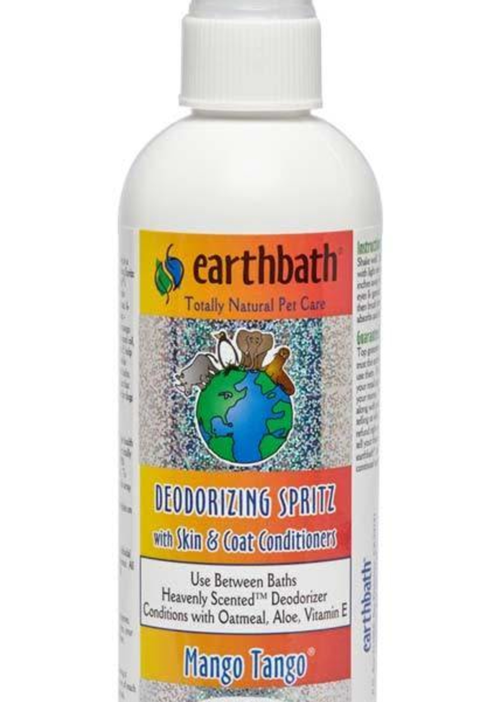 EARTHBATH/EARTHWHILE ENDEAVORS Earthbath Deodorizing Spritz Mango Tango 8oz