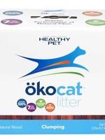 HEALTHY PET Okocat BLUE Natural Wood Clumping Fel 13.2#