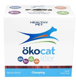 HEALTHY PET Okocat BLUE Natural Wood Clumping Fel 13.2#