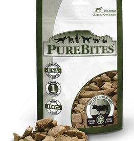 PUREBITES PureBites 100% USDA Freeze Dried Beef Liver Treats K9 4.2oz