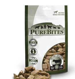PUREBITES PureBites 100% USDA Freeze Dried Beef Liver Treats K9 16.5oz