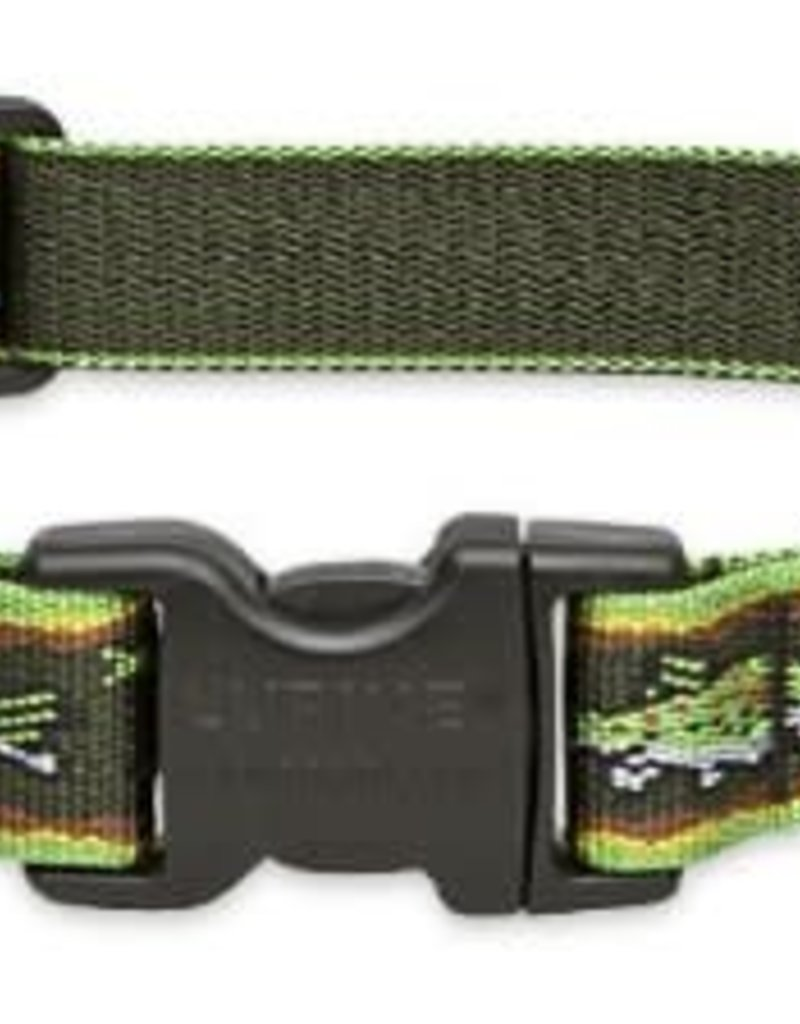 "LupinePet Lupine Brook Trout Adjustable Collar 1"" x 16""-28"""