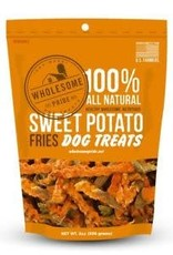 Wholesome Pride Pet Wholesome Sweet Potato French Fries Dog Treats 8 oz