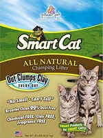 Pioneer Pet Products,LLC Smart Cat Naturally Clumping  Litter 20 lbs
