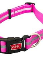 Wigzi Wigzi Pink Gel Collar Small