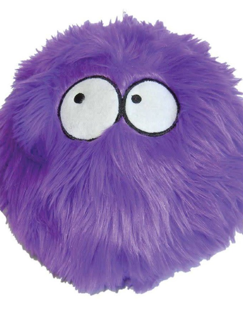 GO DOG goDog Large Purple Furballz with Chew Guard