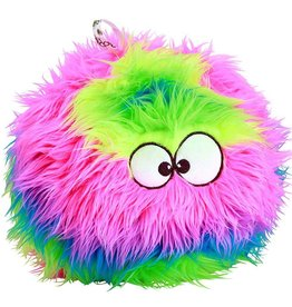 GO DOG goDog Furballz Rainbow Large W/ Chew Guard
