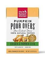 Honest Kitchen Honest Kitchen Chicken/Pumpkin Pour Overs 5.5 oz