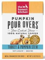 Honest Kitchen Honest Kitchen Turkey/ Pumpkin Pour Over 5.5oz