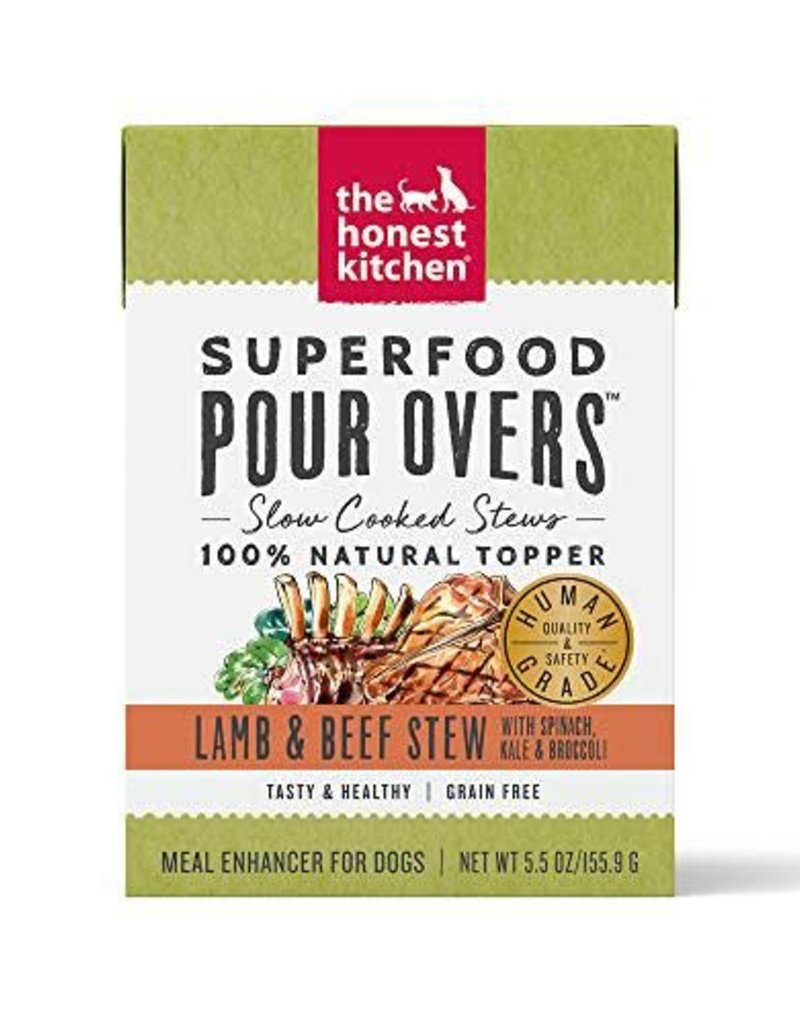 Honest Kitchen Honest Kitchen Lamb/Beef Stew Pour Over 5.5oz