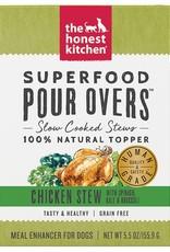 Honest Kitchen Honest Kitchen Chicken, Spinach, Kale, Broccoli Pour Over 5.5oz