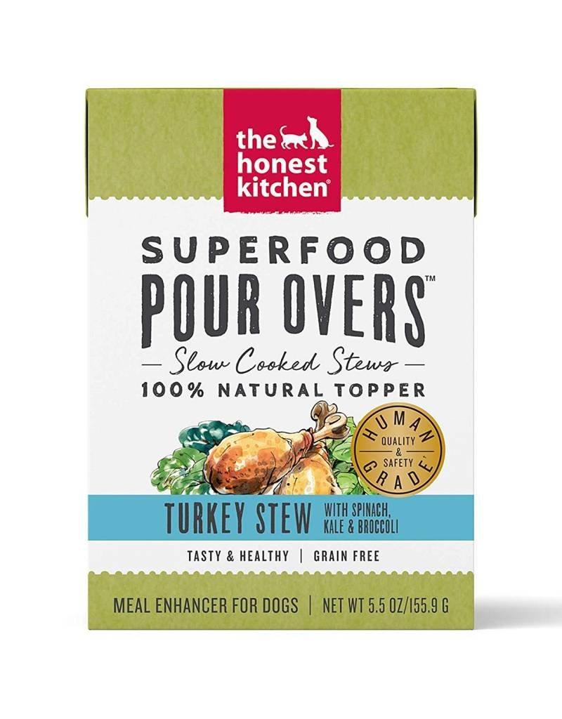 Honest Kitchen Honest Kitchen Turkey Stew Pour Over 5.5oz