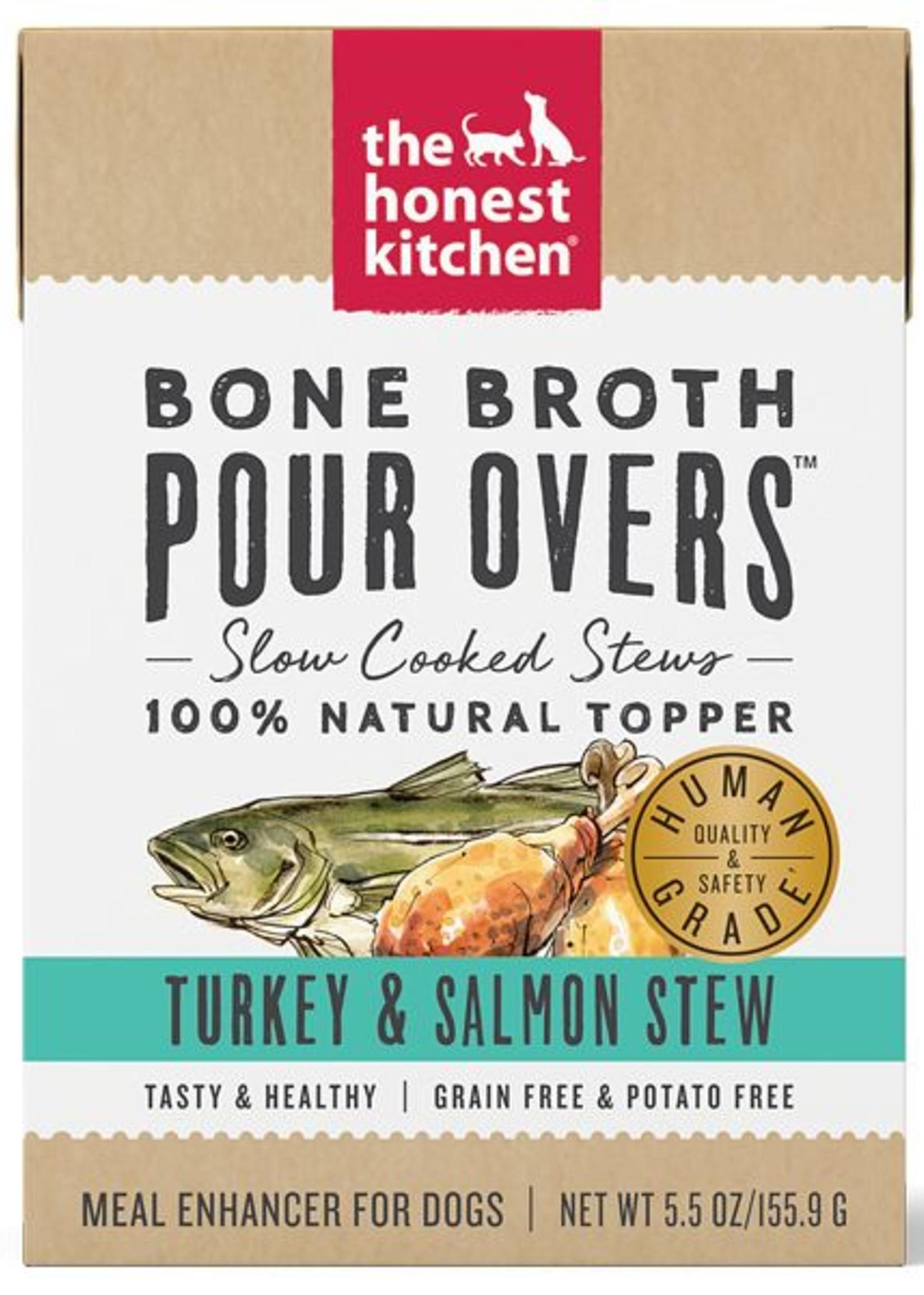 Honest Kitchen Honest Kitchen Turkey/Salmon Stew Pour Over 5.5oz