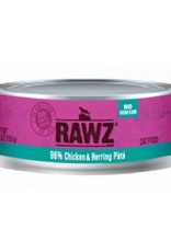 RAWZ RAWZ 96% Chicken/Herring CAT 5.5 OZ