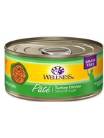 Wellpet LLC Wellness Turkey Formula Fel 5.5oz