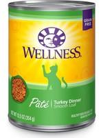Wellpet LLC Wellness Turkey Formula Feline 12.5oz