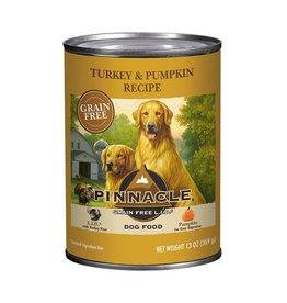 Pinnacle by Breeder's Choice Pinnacle Dog Can Turkey and Pumpkin 13 oz