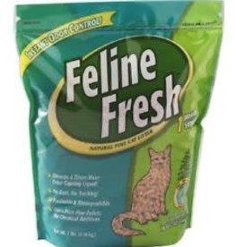PLANET WISE PRODUCTS Feline Fresh Natural Pine Pellets Litter 7#