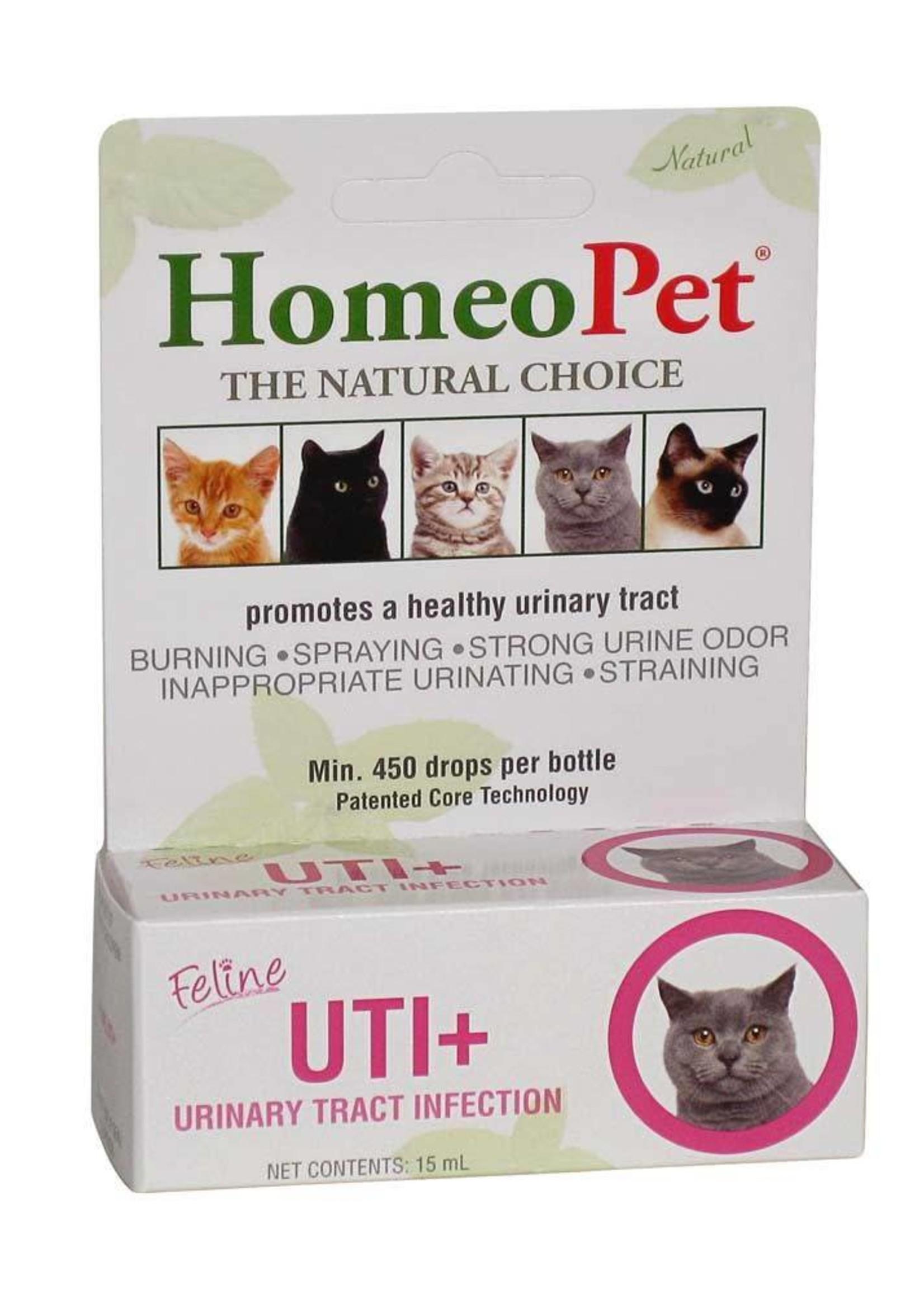 Homeopet LLC Homeo Pet Feline UTI +