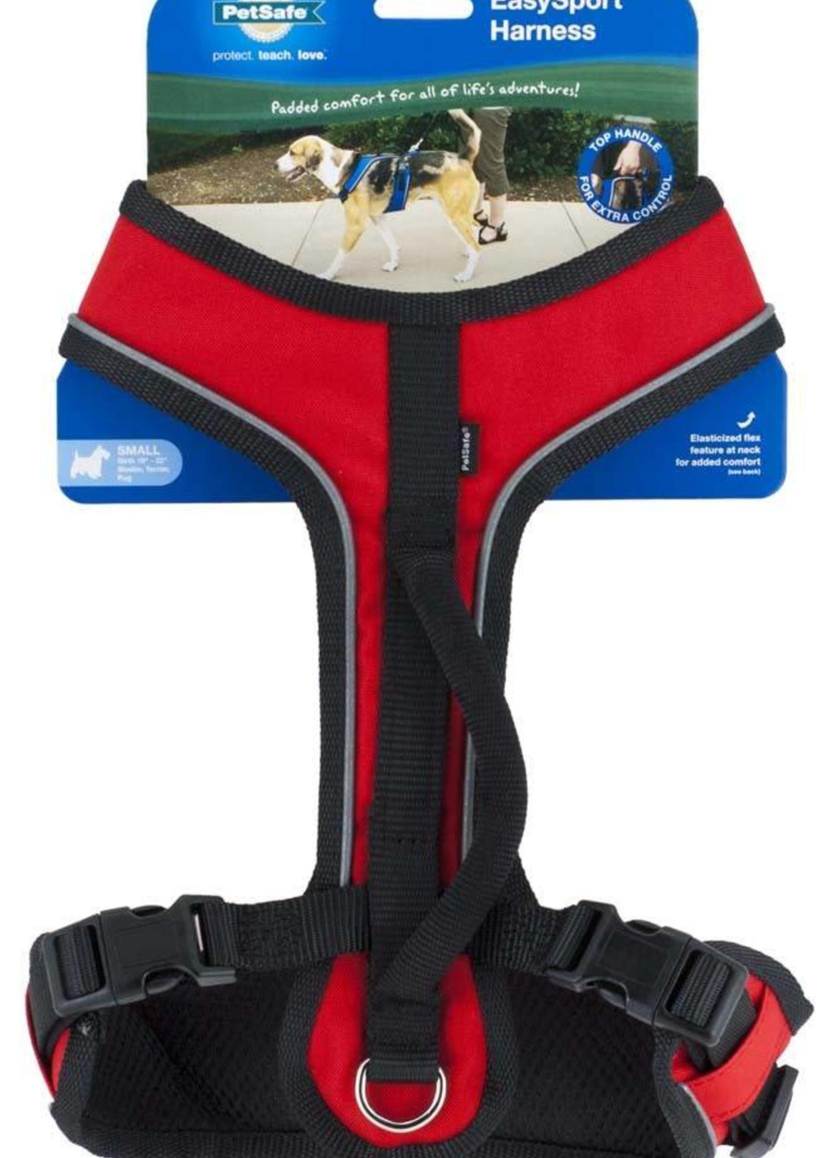 PetSafe Petsafe EasySport Harness Small - Red