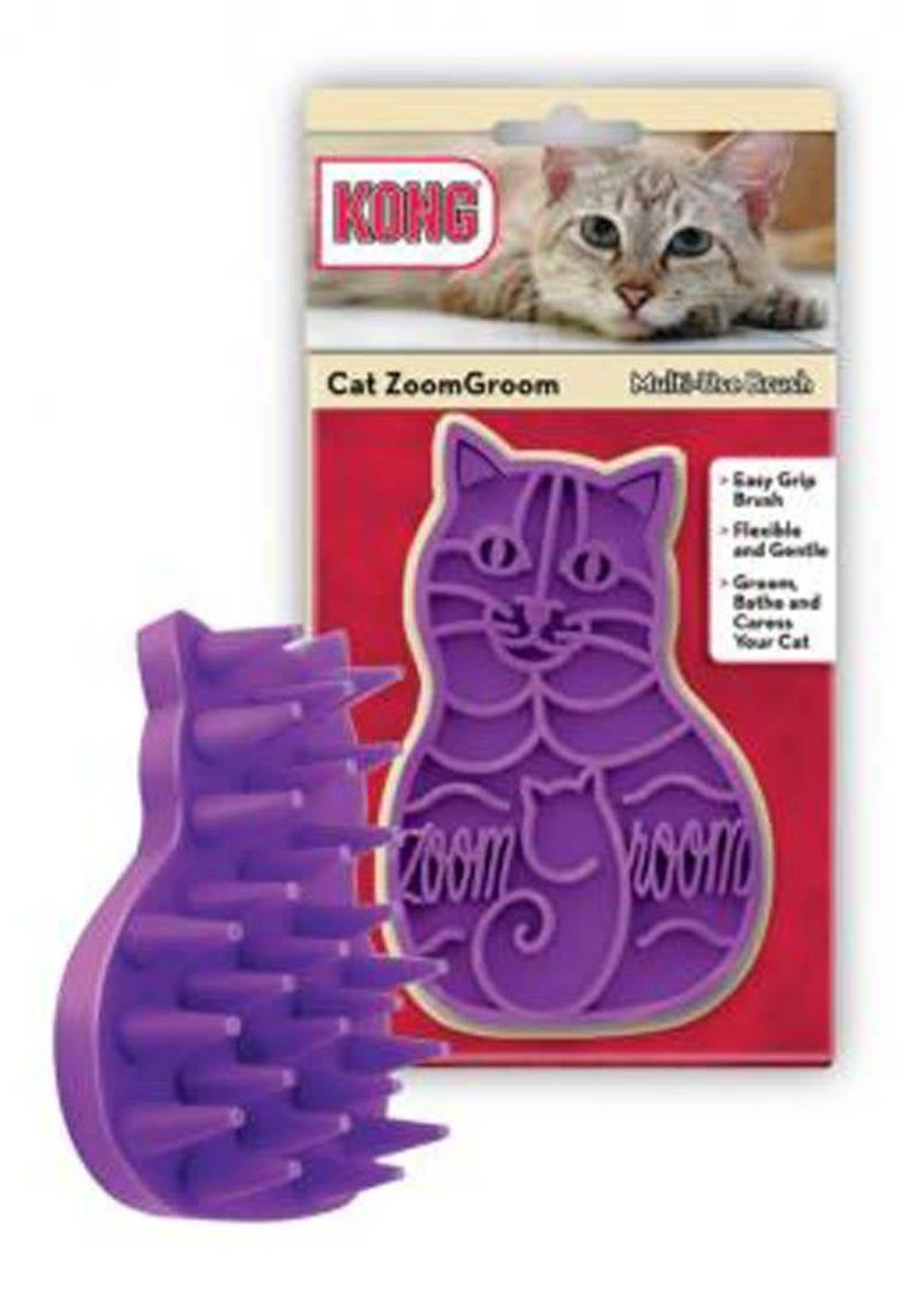 The Kong Company Kong Zoom Groom CAT